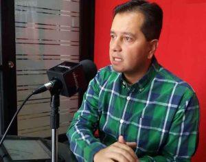 José RIvera en entrevista sobre ley de protección de datos