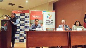 """""""Internet: lo dominas o te domina"""",  dirigido a estudiantes de bachillerato de Cuenca"""